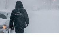 Снег и ветер: погода на 13 января